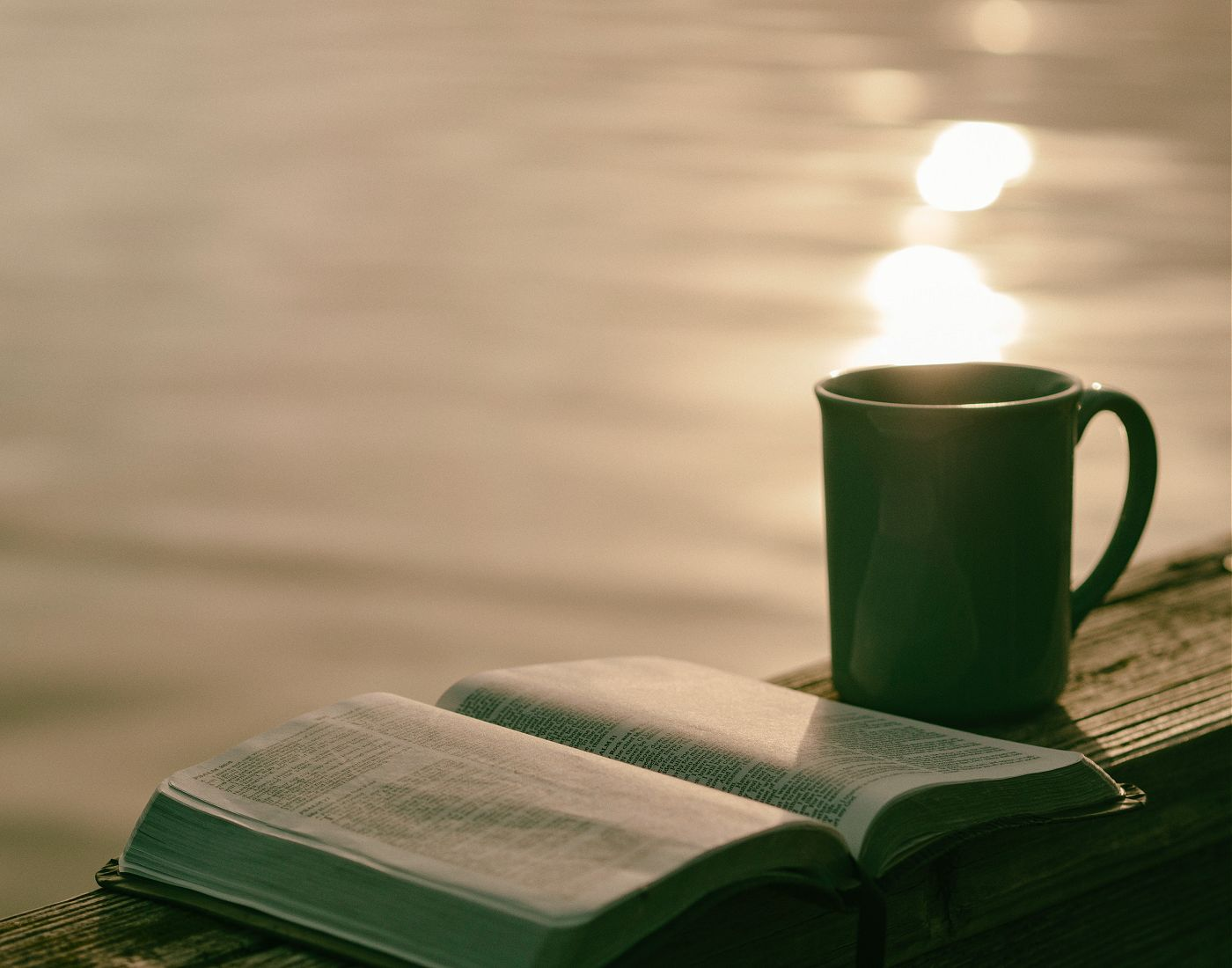 Tea and Bible
